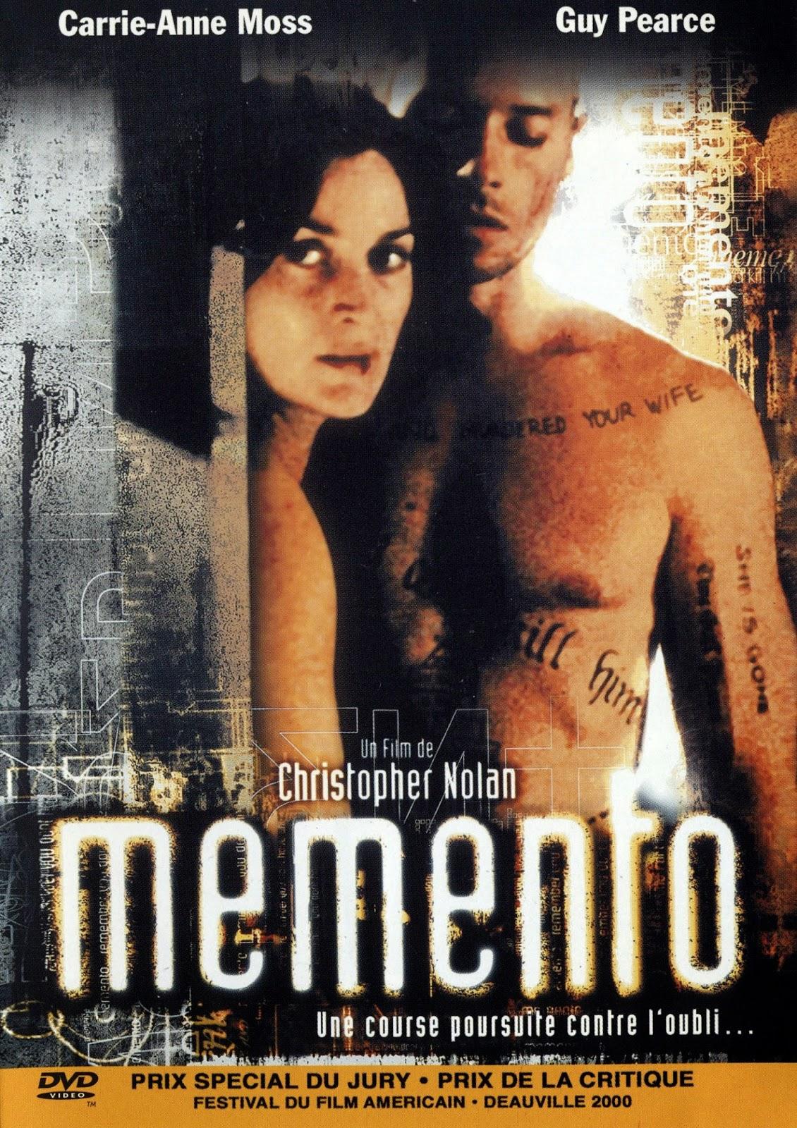 Memento ภาพหลอนซ่อนรอยมรณะ [HD][พากย์ไทย]