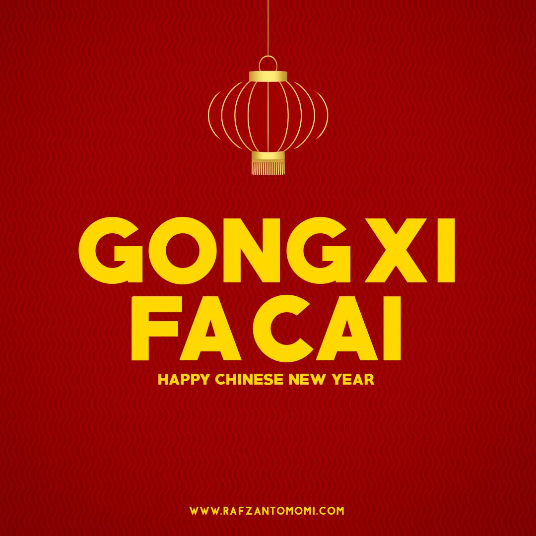 Gong Xi Fa Cai 2020!