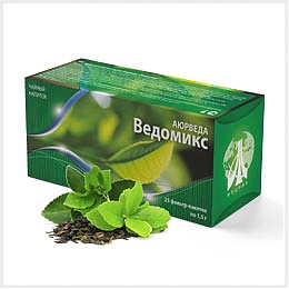 Ведомикс - очищающий чай