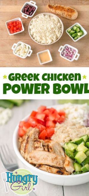 If you love chicken with rice but not all the starchy carbs, this high-protein recipe will be your new BFF!