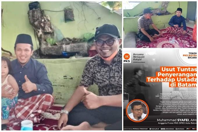 Berita Penyerangan Ustadz Chaniago di Batam Hari Ini Masih Viral, Seperti Apa sih Cerita Sebenarnya?