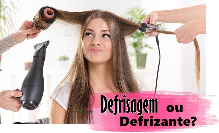 escova e outras coisas no cabelo