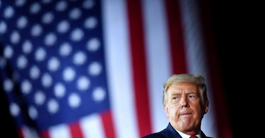 DONALD TRUMP: Presidente de Estados Unidos y la primera dama Melania dan positivo por coronavirus