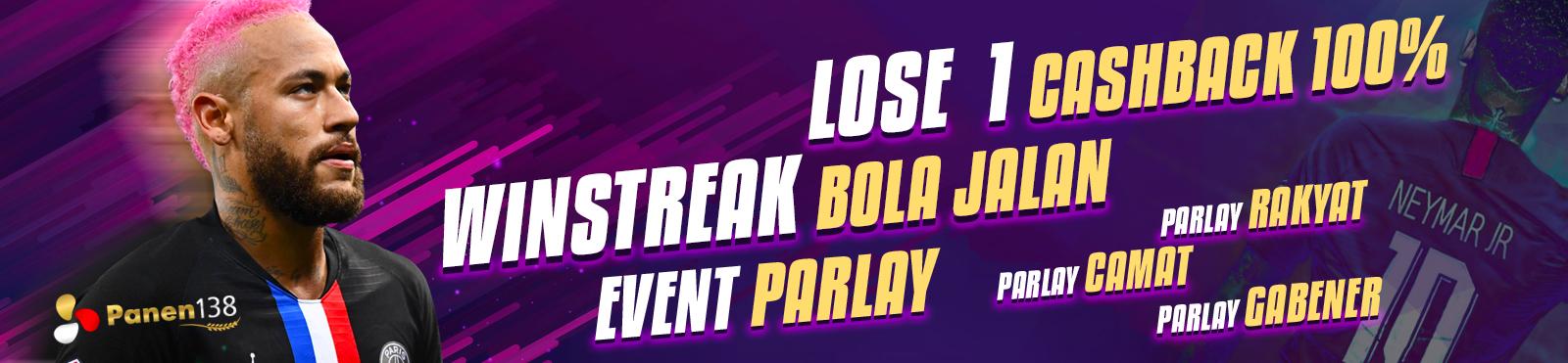 Event Bonus MixParlay