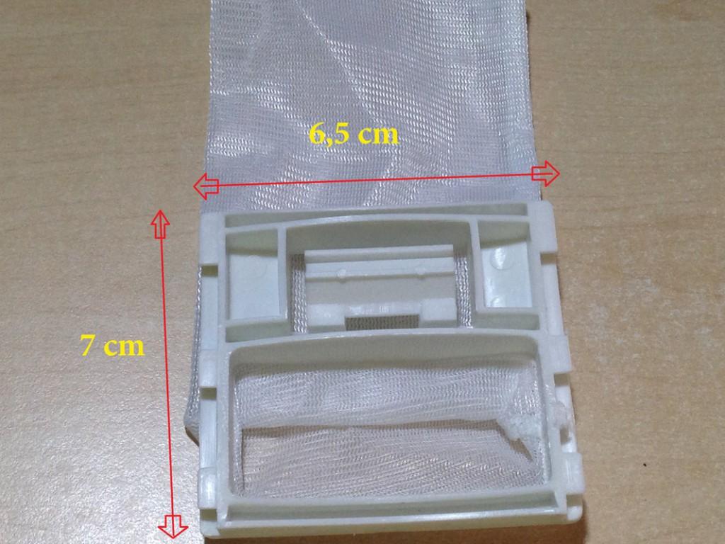 Túi lọc sơ vải máy giặt Toshiba dòng 8kg (MSP: 114)