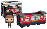 Hogwarts Express Engine with Hermione Granger Pop! Ride Series
