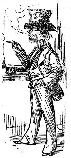 1855 youth fashion large illustration