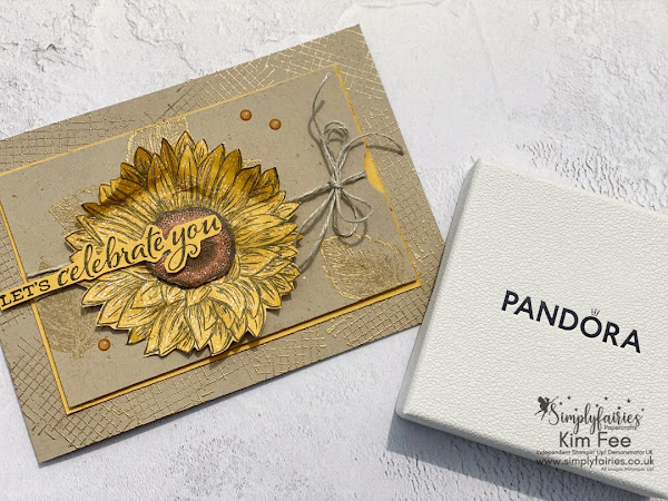 Celebrate with Sunflowers,  plus video,  Stampin Up!