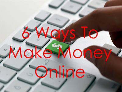 make mony online, blogging