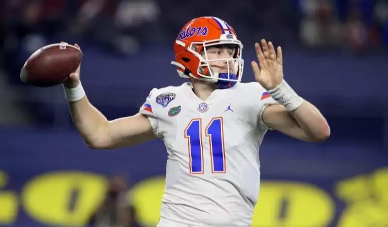 Kyle Trask 2021 NFL Prospects