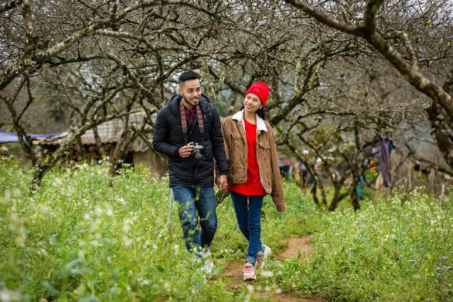 Top 5 điểm hẹn hò gần Hà Nội cho mùa Valentine