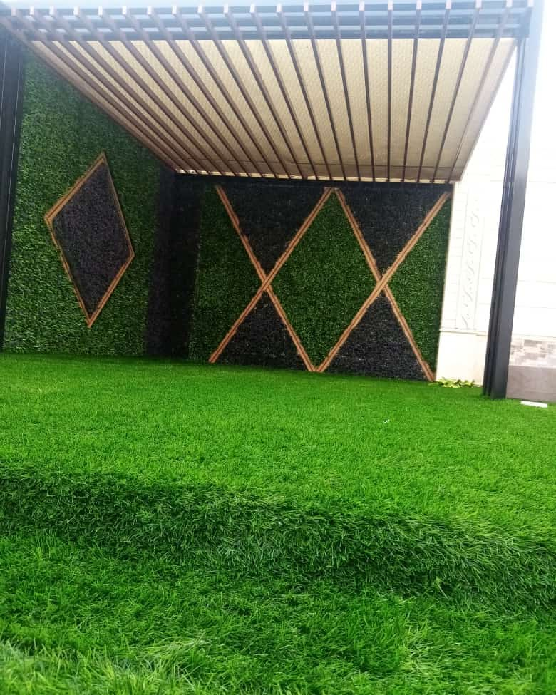شركة تنسيق الحدائق بالقصيم  افضل الخدمات تركيب العشب الصناعي القصيم  مظلات وسواترالقصيم