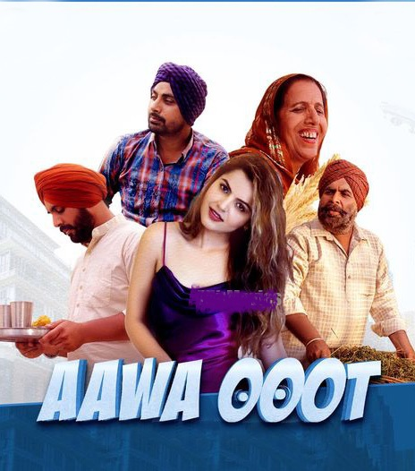 Aawa Ooot (2020) Punjabi Full Movie 720p HDRip 1.2GB ESubs Free Download