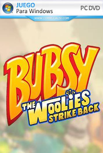 Bubsy The Woolies Strike Back PC Full