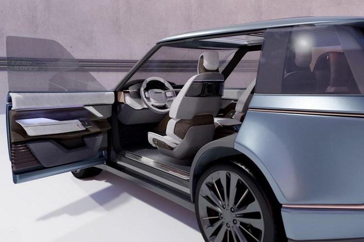 SUV hạng sang Range Rover 2021 sẽ thay đổi như thế nào?
