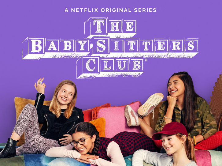 the babysitters club first look photo