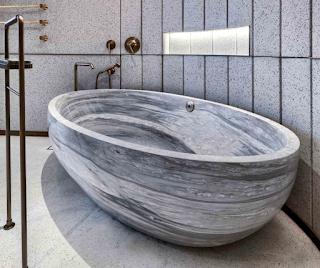 Marble Bathtub Design