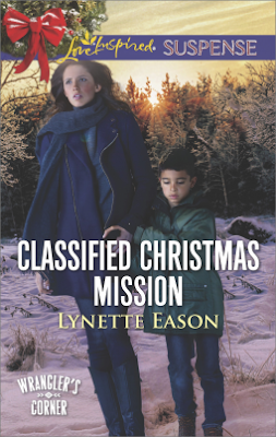 Bea's Book Nook, Reviews,Classified Christmas Mission, Lynette Eason
