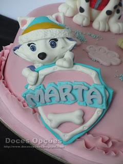 everest patrulha canina bolo festas anos