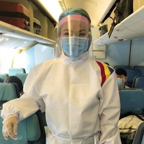 New Normal, Begini Awak Kabin Mengudara Selepas Pandemi COVID-19