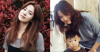 Phim Để mặt mộc, mặc giản dị nhưng Song Hye Kyo vẫn xinh ơi là xinh-Hậu Duệ Mặt Trời