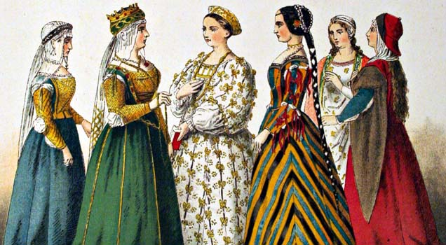 15th Century Italian Clothing