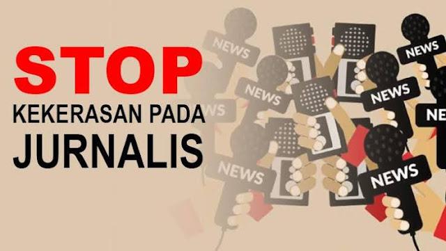 Jurnalis IDN Times Alami Kekerasan di Hari HAM Sedunia