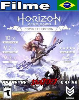 horizon zero dawn complete edition filme cover
