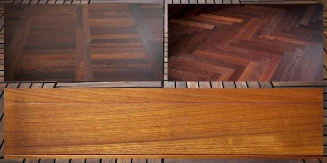 ,mengenal lantai kayu jati dan informasi harga