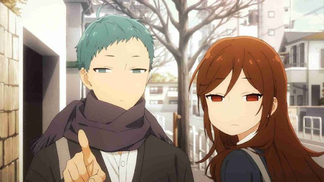 Horimiya Anime Accused of Inflating Homophobia