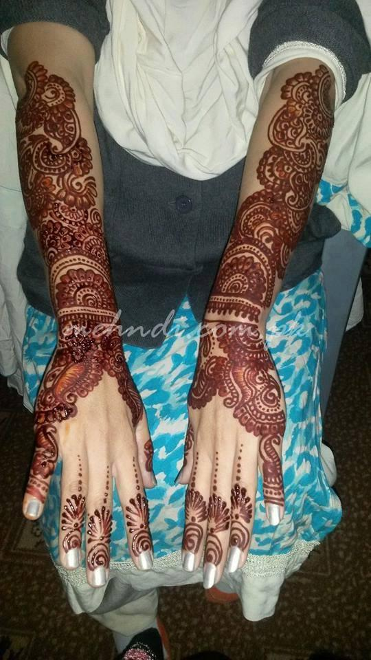 Bridal Mehndi Feet Wallpapers : New dulhan hands mehndi designs bridal hd wallpapers
