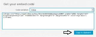 script chatbox