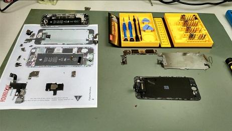 Imagem do curso de manutenção de celular