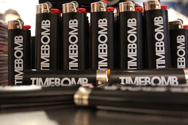 Time Bomb Spot Timebomb Lighters