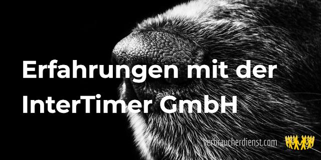Titel: Erfahrungen mit der InterTimer GmbH