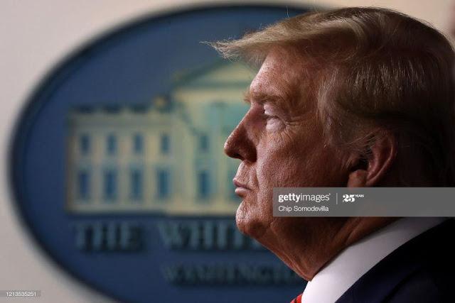 Trong dịch bệnh, TT. Trump muốn tặng 500 tỷ USD cho người Mỹ