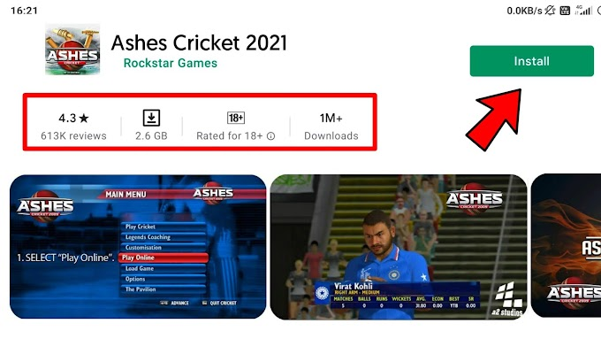 How To Download Ashes Cricket 2021 On Android