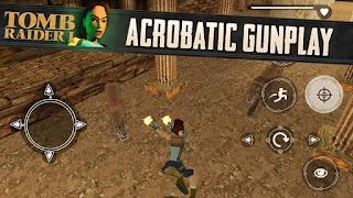 Free Download Game Tomb Raider I APK+DATA Terbaru 2018