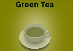 الشاي الاخضر يتزعم مشروبات تخسيس الوزن