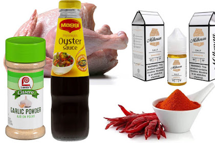 Recipe Chicken Katsu Barbeque sauce