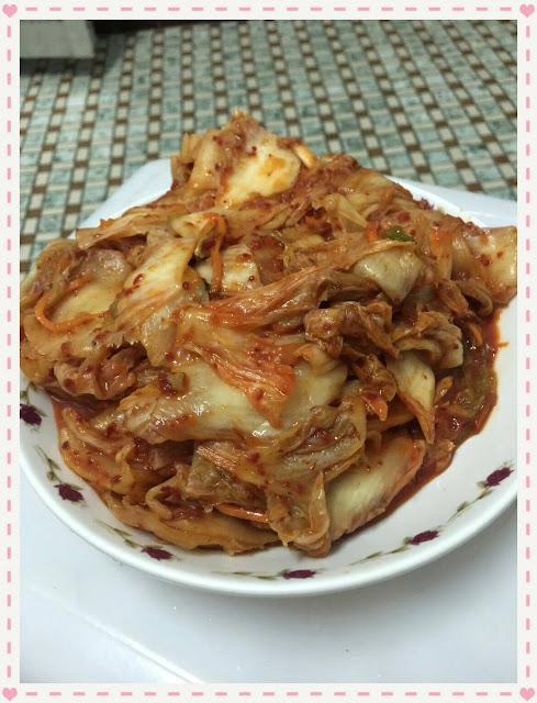 令人愉快的~韓式泡菜~