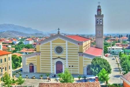 Katedralja Katolike e Shkodrës