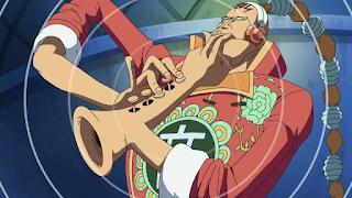 7 Fakta Apoo One Piece