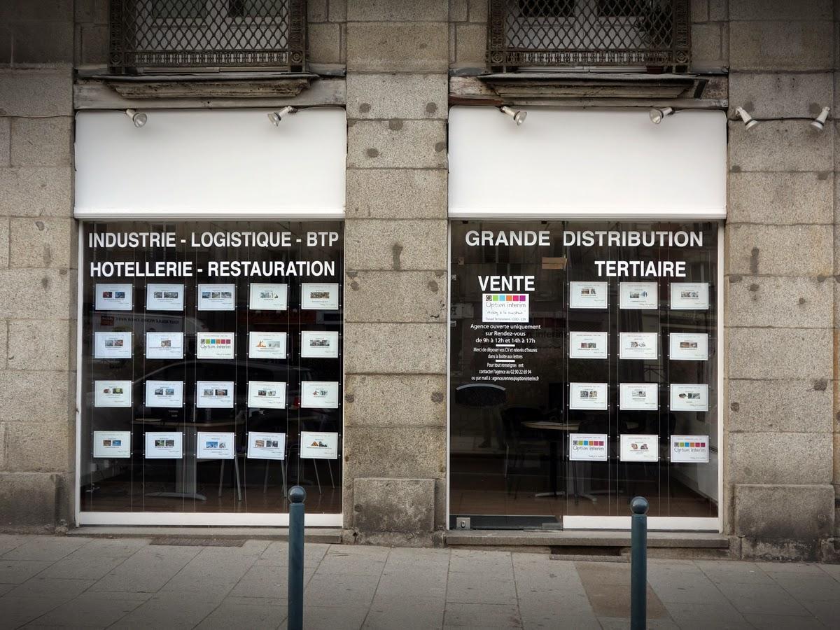 OPTIN INTERIM - 11, Quai Chateaubriand - Rennes