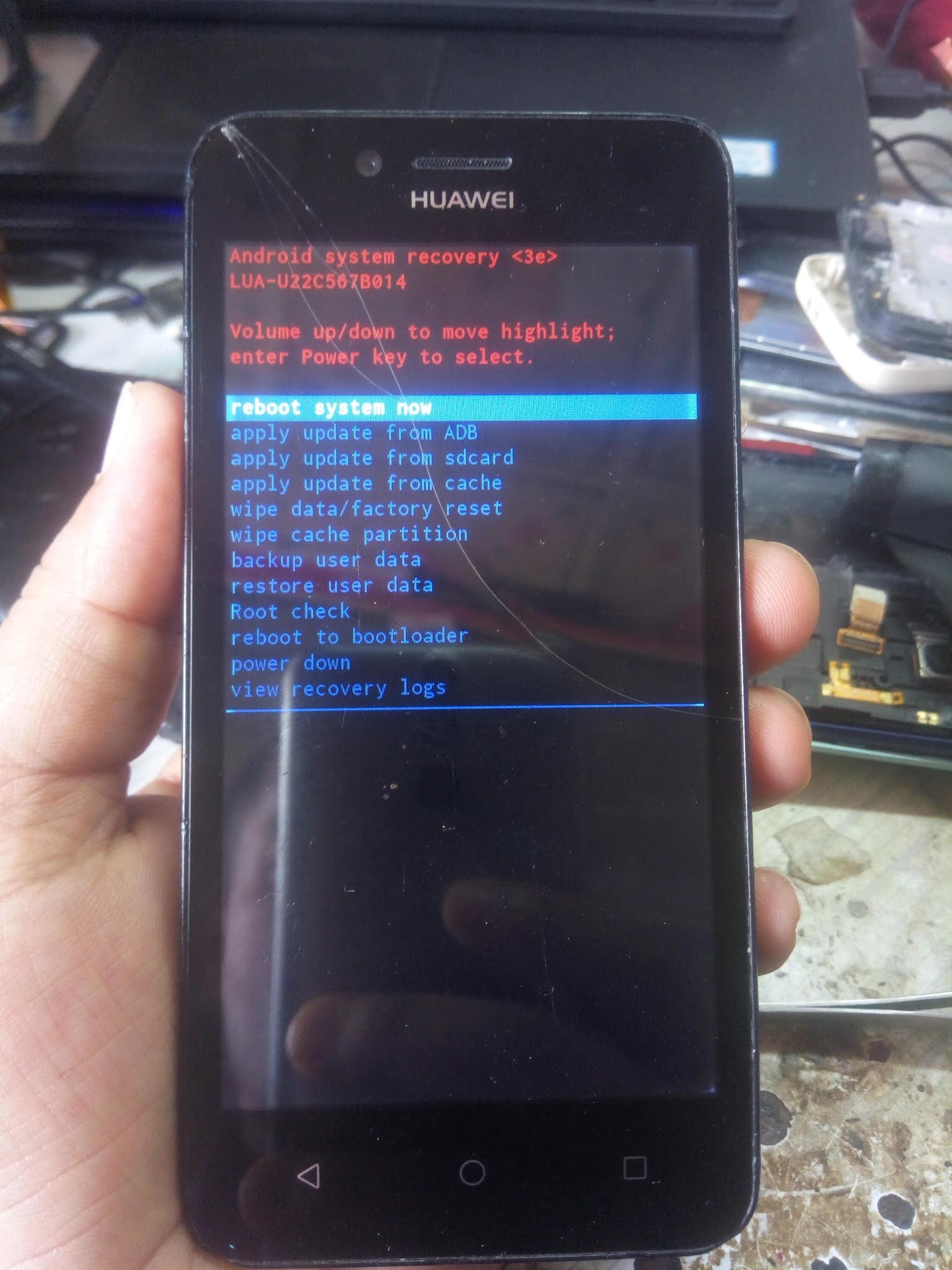 Huawei Y3 Ii Lua