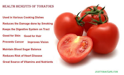 tomato benefit and disadvantages
