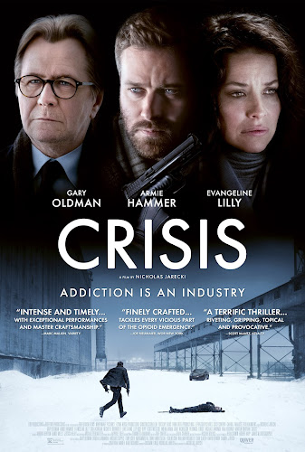 Crisis (BRRip 720p Dual Latino / Ingles) (2021)