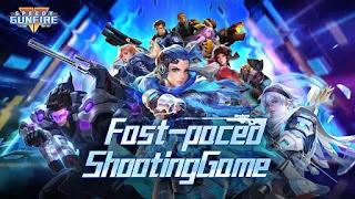 تحميل لعبة Speedy Gunfire: Striking Shot apk برابط مجانا