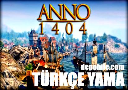 Anno 1404 PC Oyunu Türkçe Yama İndir, Kurulum 2021