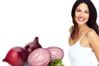 Onion and beauty